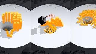 BLOCKSBUSTER gameplay, trailer (Android, iOS) mobi play game