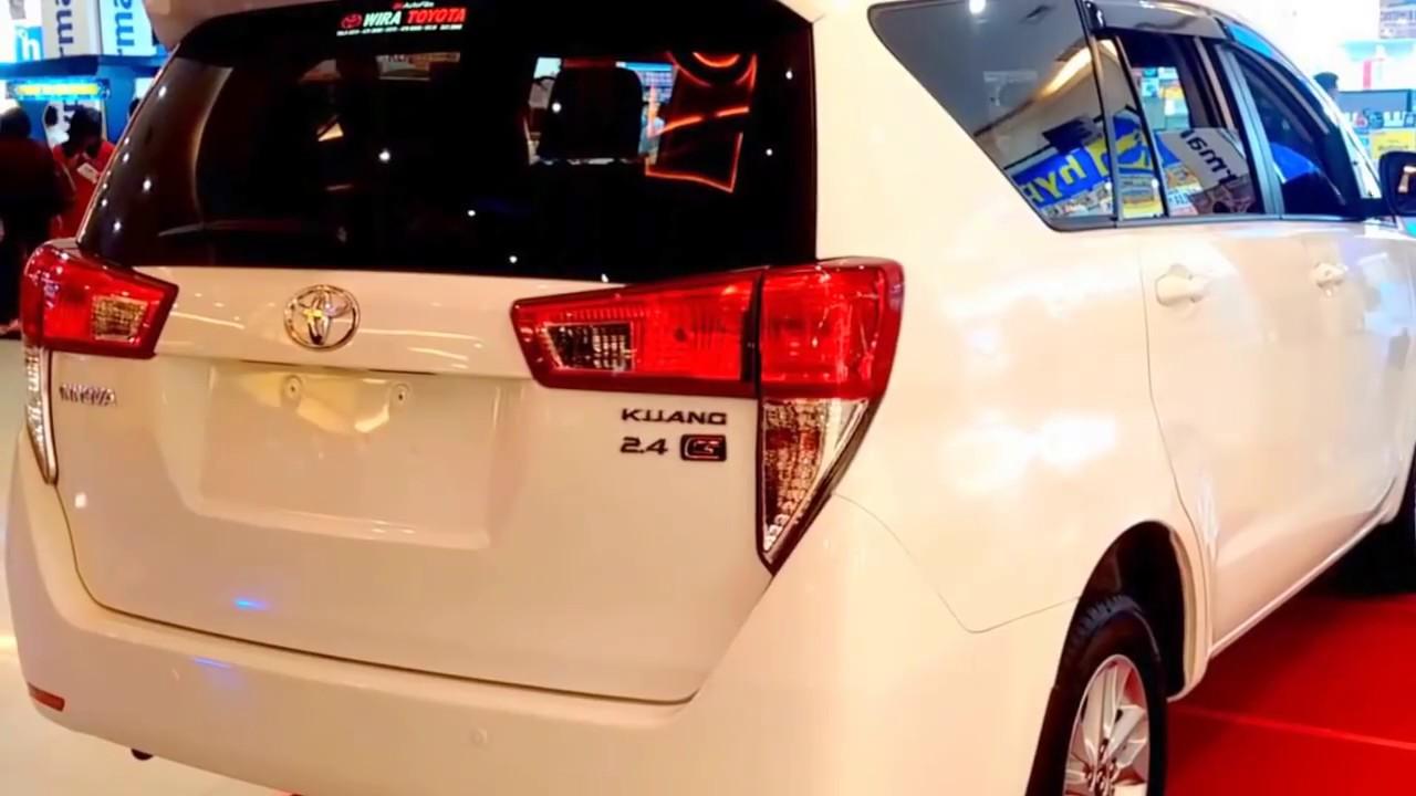 Berat All New Kijang Innova Harga Vellfire Toyota 2018 Youtube