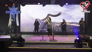 Lagu Rohani Kristen Api KemuliaanNya oleh GBI HOC