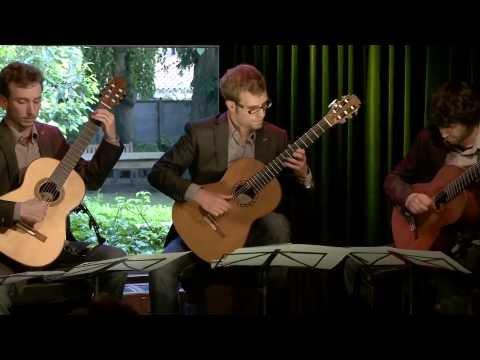 Carmen suite - Four Aces Guitar Quartet