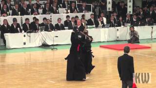 59th All Japan Kendo final