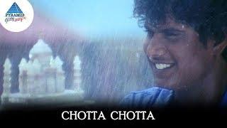 Chotta Chotta Video Song | Taj Mahal Songs | Manoj | Riya Sen | AR Rahman | Pyramid Glitz Music