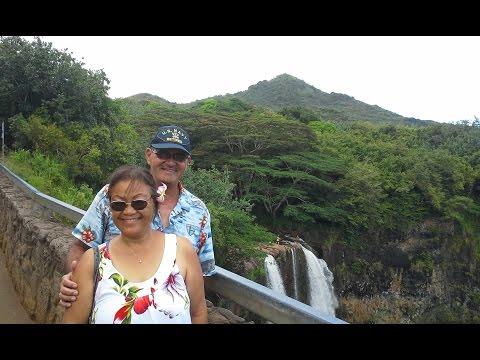 Wailua Falls~Lihue, Kauai