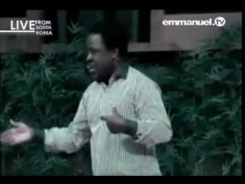 Download Not Our Will by TB Joshua