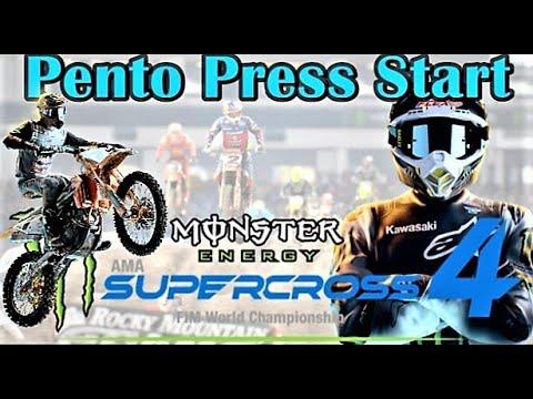 Y A PAS DE GARS DOUX DANS LA GADOUE Monster Energy Supercross 4 - PPS