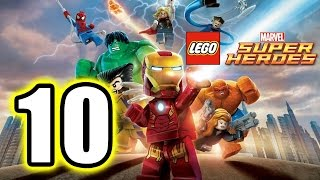 LEGO MARVEL Super Heroes gameplay part 10