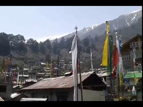 Lachen, North Sikkim - Lachen Homestay Room Condition - Lachen Village