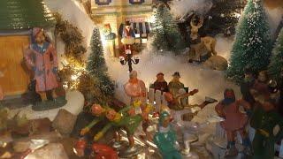 Christmas 2018 Snow Villages Part 1 Series