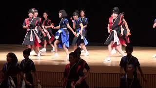2018.8.19五十崎共生館にて「内子!鳴子まつり」が開催されました。 9番...