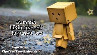 MELUPAKAN MANTAN_LAGU GALAU ENAK DI DENGAR 2019|Sedih banget - Lagu terbaru