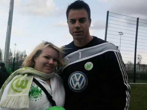 Diego Benaglio torwart des Vfl Wolfsburg