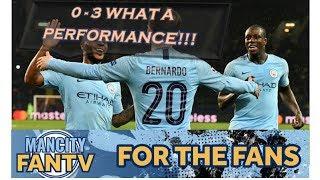MAN CITY v SHAKHTAR - 3-0 - WHAT A PERFORMANCE!