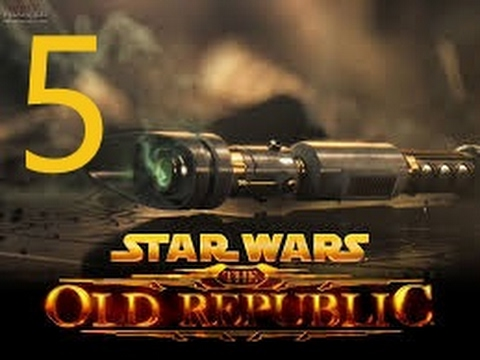 Starwars: The Old Republic Episode Five Lets Chat Live