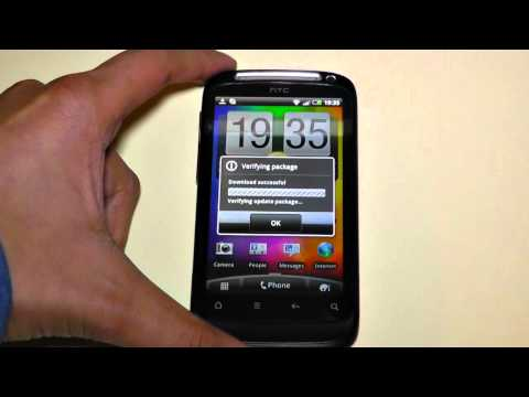 (HTC Desire S Tutorial) How to Upgrade to Sense 3.0