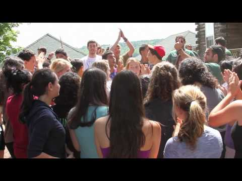 First Arrivals | Camp 2010 | Seeds of Peace