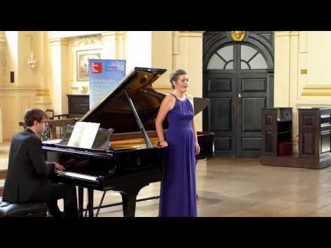 LIVE. Poulenc - Métamorphoses: Reine des mouettes, C'est ainsi que tu es, Paganini.