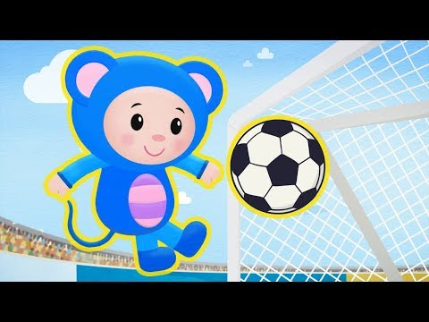 Soccer Rocker | NEW WORLD CUP SONG | Mother Goose Club