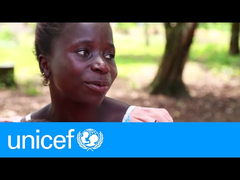 A mother's quest by canoe to vaccines in Sierra Leone | UNICEF