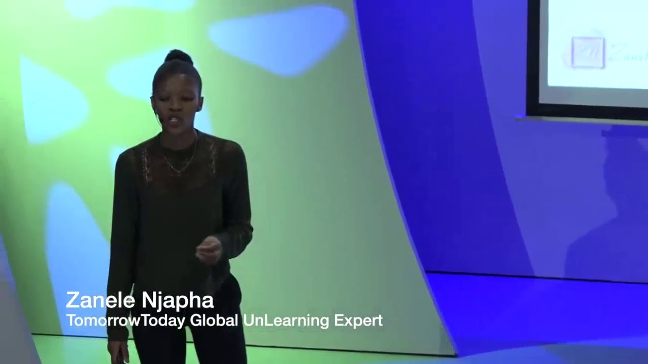 TomorrowTodayGlobal Unlearning Expert - Zanele Njapha
