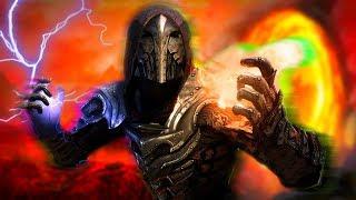 Skyrim SE Builds - Dagon's Disciple - Mythic Conjurer Modded Build
