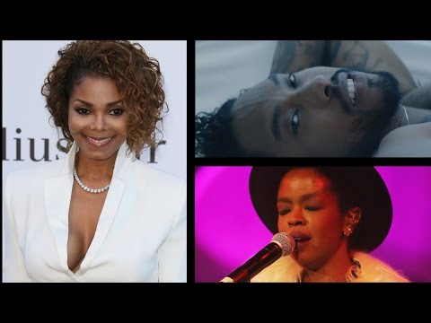 Janet Jackson, Miguel & Lauryn Hill: Real-Time Twitter Chart Rewind Ep. 55