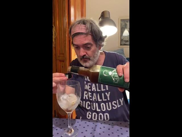 Jordi Aguilar actor disfrutando con Carnot