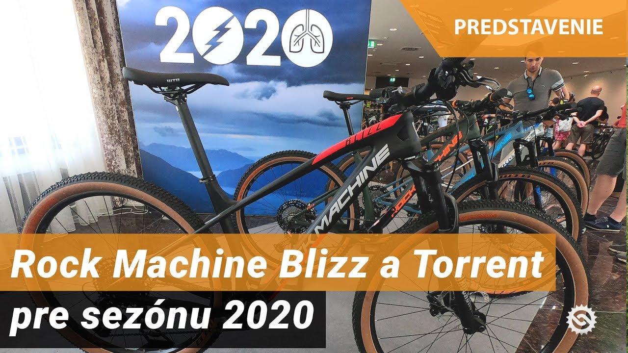 Rock Machine Blizz a Torrent pre sezónu 2020