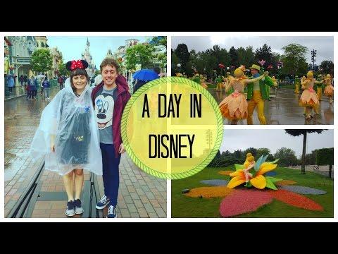 Disneyland Paris Day Trip