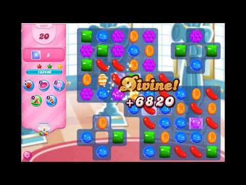 Candy Crush Saga - Level 3267 ☆☆☆