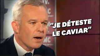 Les arguments insolites de François de Rugy sur BFMTV après les révélations de Médiapart