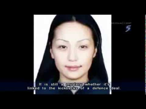 Malaysia court overturns Mongolian model murder convictions - 23Aug2013