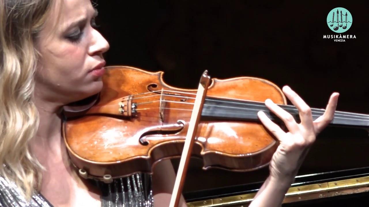 Anna Tifu e Marco Schirru (Chausson, Schumann, Ravel, Sarasate)