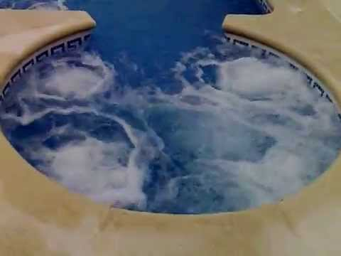 Piscina de hidromasaje contracorriente construccion de for Construccion piscinas