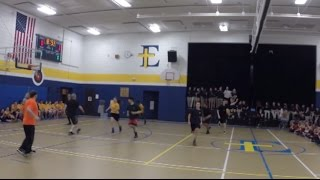 2017-03-31 Epiphany Catholic Church and School - Staff and Student Basketball Game
