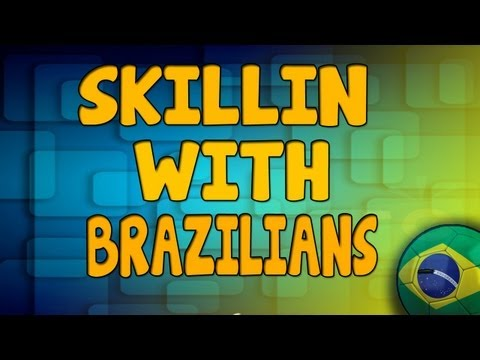 FIFA 12 | Skillin With Brazillians | Ep.14