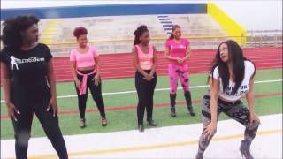 push it ot genesis  stiletto burn choreography