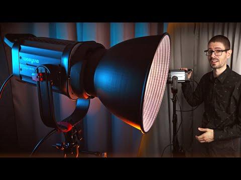 Weeylite ninja 400 Bi-color Studio Light | Aputure LS 120D II Alternative?