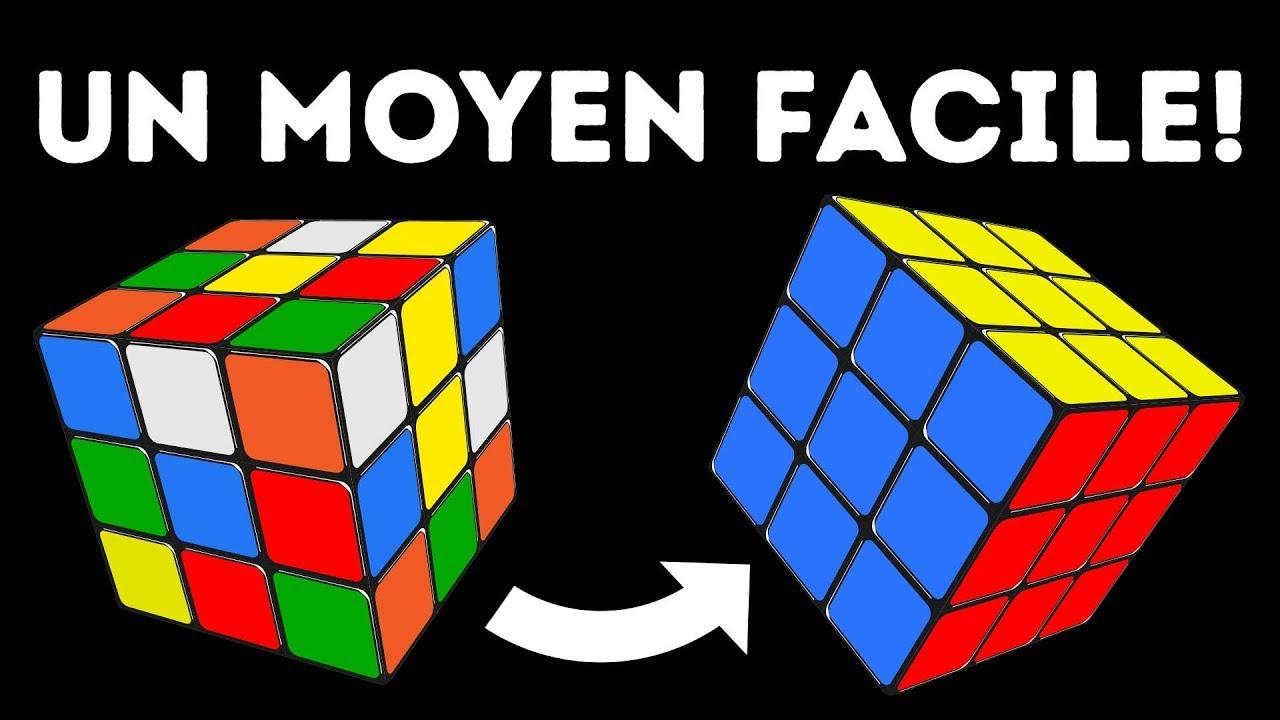 Download Comment Résoudre un Rubik's Cube de 3x3 en un Rien de Temps. Le Tutoriel le Plus Simple