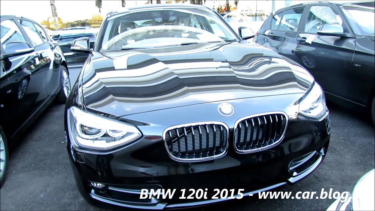 BMW 120i 2015 - Sport e Sport GP - detalhes - www.car.blog.br - YouTube