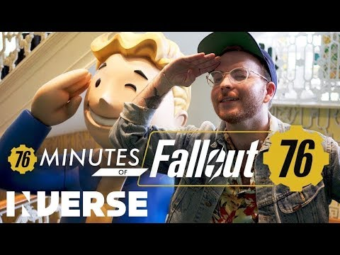 Fallout 76 Documentary: Inside the Greenbrier 2018 | Inverse