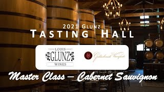 Glunz Wines - Grand Experience 2021 - Master Class Cabernet Sauvignon by Nick Goldschmidt 02.01.2021