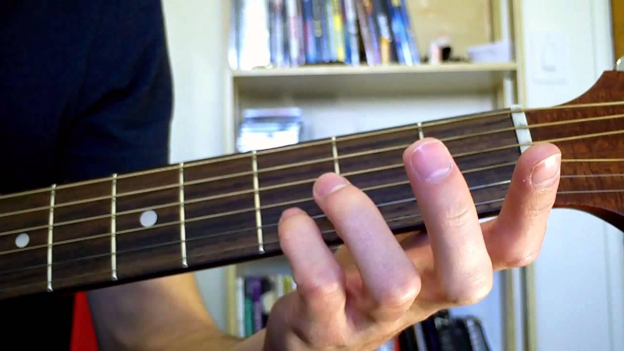 D Minor Chord Learn An Easy D Minor Chord Dm Chord Youtube