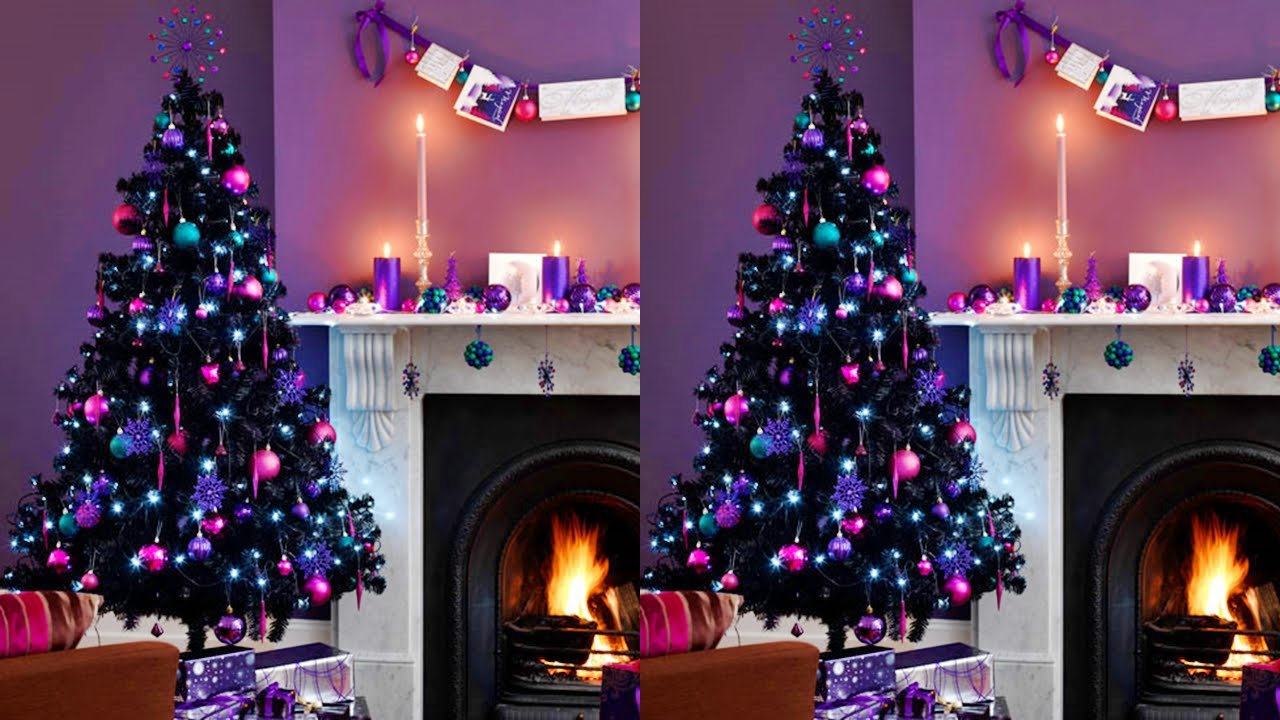 Hermosas decoraciones navide as 2015 youtube for Decoracion navidena 2016 unas