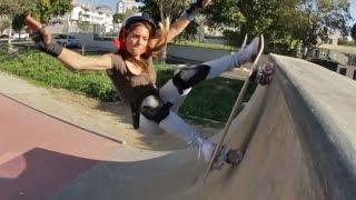 SmoothStar Teamrider Mariana -  Surf Skater