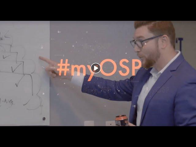 #myOSP - Jered & Molly