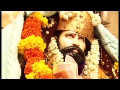 Sai Kaliram singing Nara Sai Da at Haridwar in his own style
