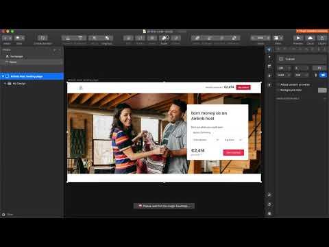 VisualEyes | Sketch plugin demo