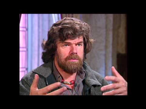 Reinhold Messner Interviewed by Wade Davis (Voice Only)