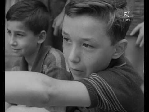 Il pallone piemontese a Torino (1952)
