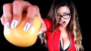 ASMR FAST and AGGRESSIVE Teacher TRIGGERS You (* Unpredictab...